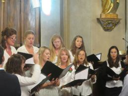 The Wedding singers, no. 2. 18/10/14