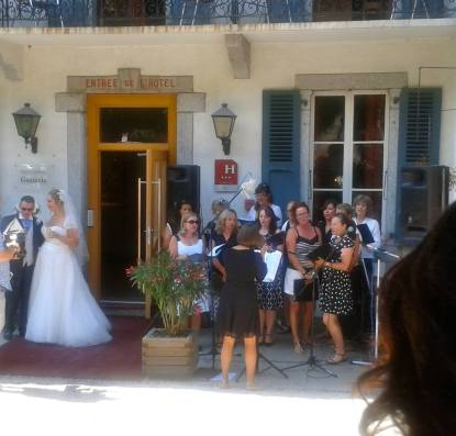 Wedding singers no.3, 14/07/15