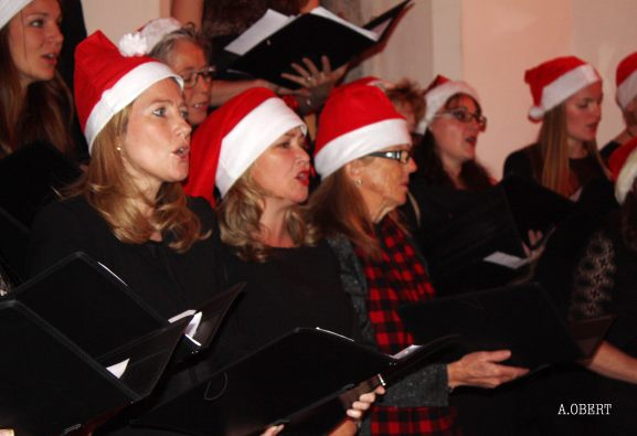 Christmas Carols 2015