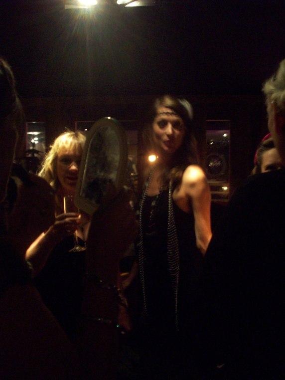 Christmas Cabaret, 15/12/13
