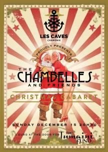 Christmas Cabaret 2013
