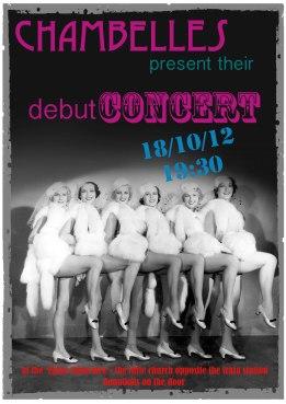 Debut Concert 2012