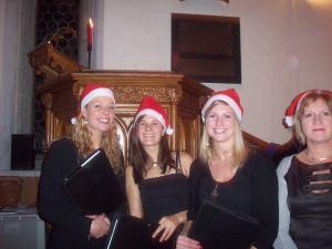 Carols by Candlelight, 18/12/12