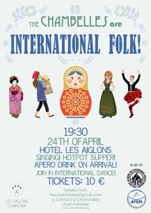 International Folk!