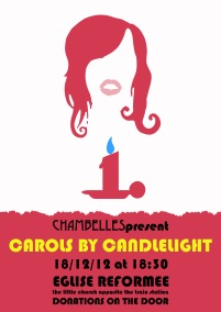 Carols by Candlelight 2012