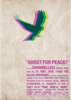Shout for Peace!