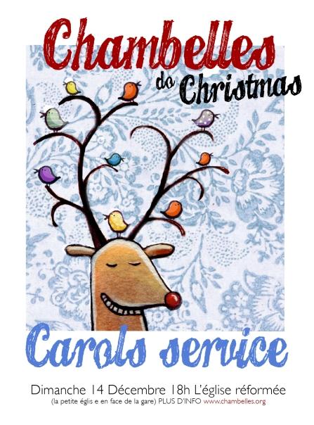 Carol Service 2014