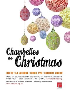 Chambelles do Christmas