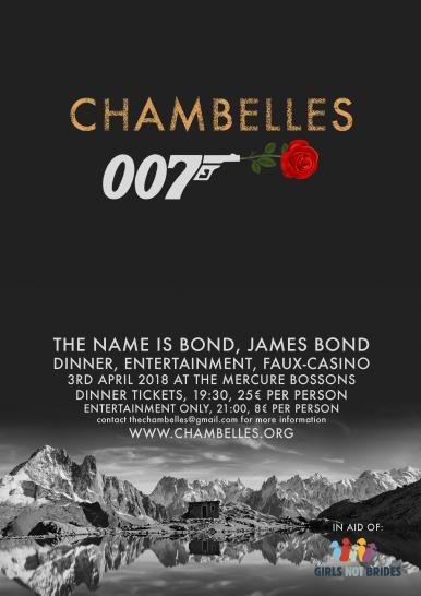 Bond 2018